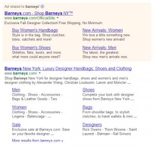 Barneys Example